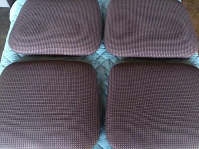 カリモク 椅子 座面張替え後