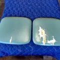 椅子座面修理 前