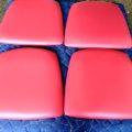椅子座面修理 後